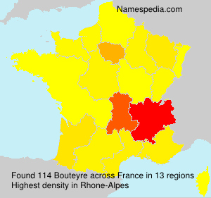 Bouteyre