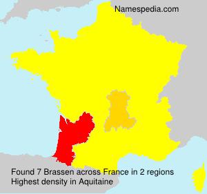 Brassen