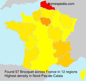 Brocquet