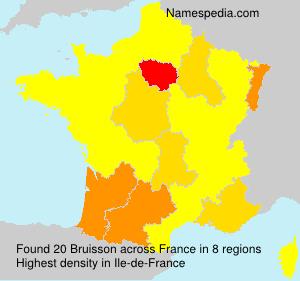 Bruisson