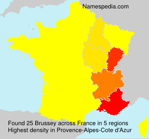 Brussey