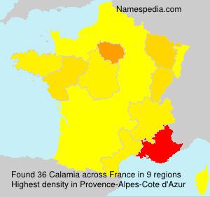 Calamia