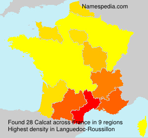 Calcat - Names Encyclopedia