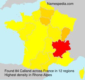 Calland