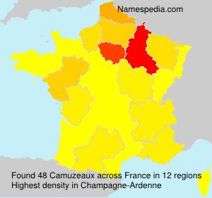 Camuzeaux