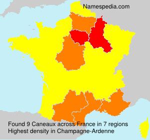 Caneaux