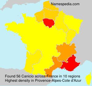 Canicio