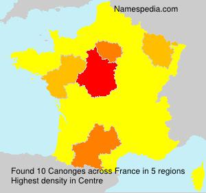 Canonges