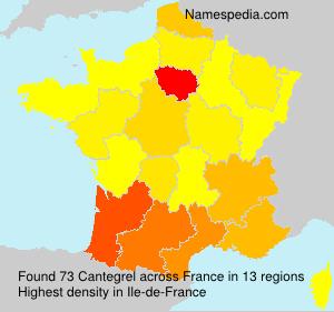 Cantegrel