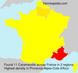 Caramanolis