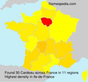 Cardeau