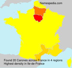 Carones