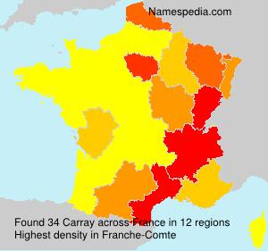 Carray
