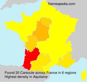 Carsoule