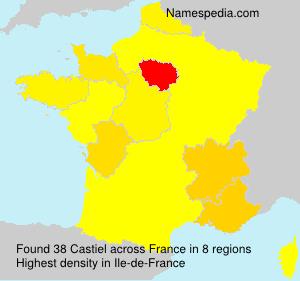 Castiel - France