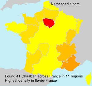 Chaaban