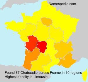 Chabaudie