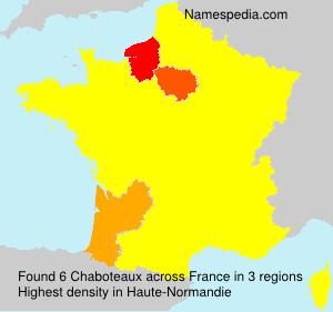 Chaboteaux