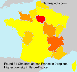 Chaignet
