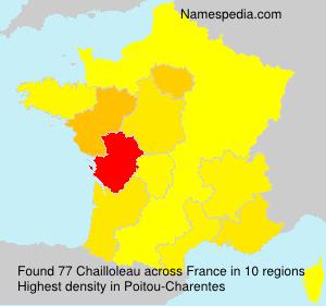 Chailloleau