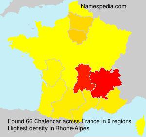 Chalendar