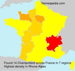 Champvillard