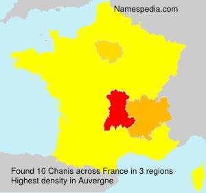 Chanis