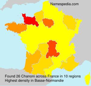 Chanoni