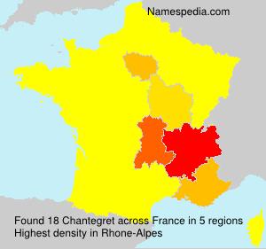 Chantegret