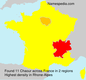 Chaour