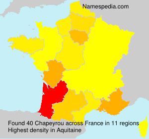 Chapeyrou