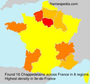 Chappedelaine