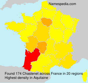 Chastenet