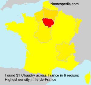Chaudry