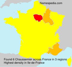 Chaussemier