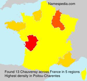 Chauvensy