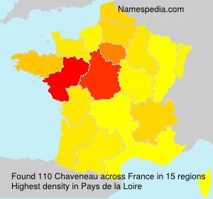 Chaveneau