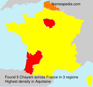 Chayani