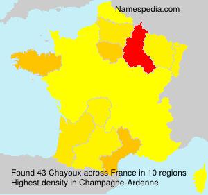 Chayoux