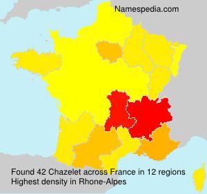 Chazelet