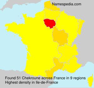 Chekroune