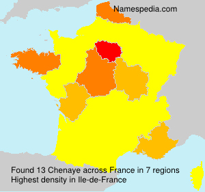 Chenaye
