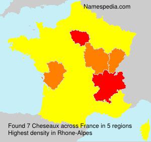 Cheseaux