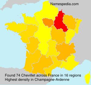 Chevillet