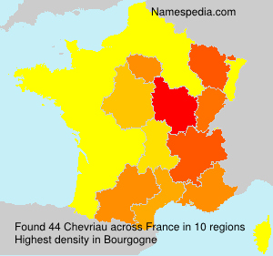 Chevriau