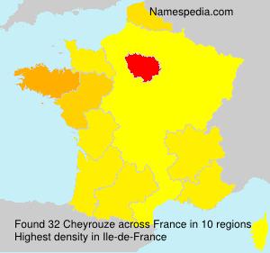 Cheyrouze
