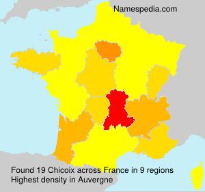 Chicoix