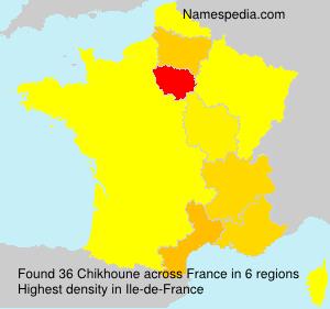 Chikhoune