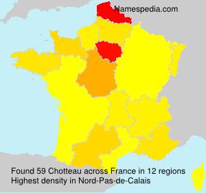 Chotteau