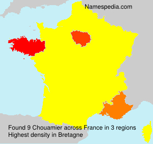 Chouamier